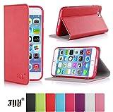iPhone 6 Plus ケース,FyyR iPhone 6 Plus 5.5インチクリーン 専用ケース 軽量 超薄型 保護ケース【全8色】 レッド