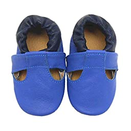 Sayoyo Baby Bow Tassels Soft Sole Leather Infant Toddler Pre walker Shoes