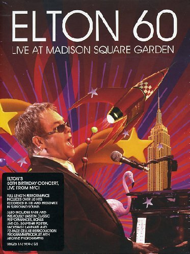 Elton John - Elton 60: Live At Madison Square Garden - Zortam Music