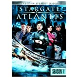 Stargate Atlantis - The Complete First Season ~ Joe Flanigan