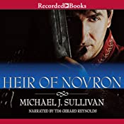 Heir of Novron: Riyria Revelations, Book 3 | [Michael J. Sullivan]