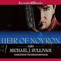 Heir of Novron: Riyria Revelations, Volume 3 (       UNABRIDGED) by Michael J. Sullivan Narrated by Tim Gerard Reynolds
