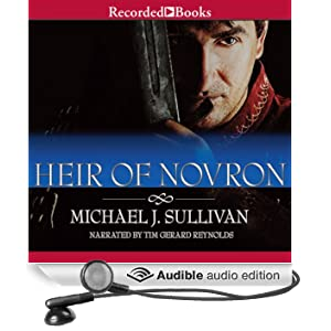Heir of Novron: Riyria Revelations, Volume 3 (Unabridged)