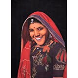 Gypsies Of India Series -1 - Water Color Painting On Paper