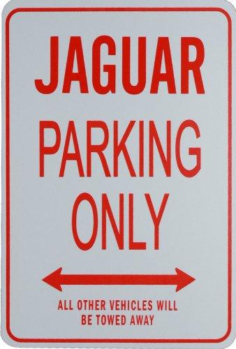 jaguar-parking-only-sign