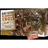 Zombicide: Green Horde Rat King & Swamp Troll (Kickstarter Exclusive)