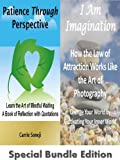 2-Book Bundle Special Edition: Patience Through Perspective and I Am Imagination