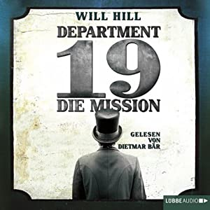 Department 19: Die Mission | [Will Hill]