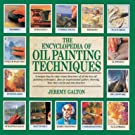The Encyclopedia of Oil Painting Techniques (Paperback)