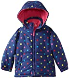 Carters Girls 2-6x Systems Hooded Jacket