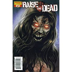 Raise the Dead #2 (Sean Phillips Variant Cover - Dynamite Comics) by Leah Moore,&#32;John Reppion and Hugo Petrus