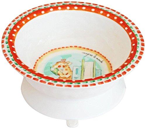 BABY CIE DANI Imagine Le Monde Textured Suction Bowl