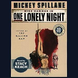 One Lonely Night Audiobook