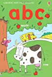 Abc (Usborne Very First Reading)