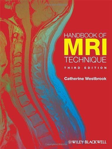 Handbook of MRI Technique