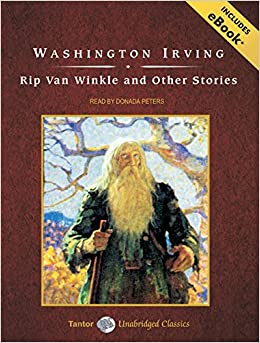 An american mythology in the short story rip van winkle by washington irving