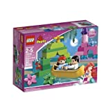Game / Play LEGO DUPLO Princess Ariel Magical Boat Ride 10516. Collectible Minifigure Toys Character Toy / Child...