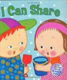 I Can Share: A Lift-the-Flap Book [ハードカバー] / Karen Katz (著); Grosset & Dunlap (刊)