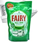 FAIRY CLEAN DISHWASHER TABLETS ALL IN...