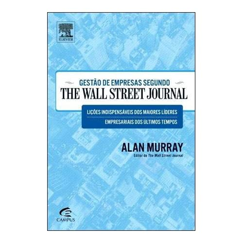 Wall Street Journal (Em Portugues do Brasil) (9788535243949) Alan