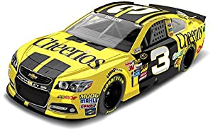 Lionel Racing CX35865CHAD Austin Dillon #3 Cheerios 2015 Chevy SS 1:64 Scale ARC HT Official NASCAR Diecast Car