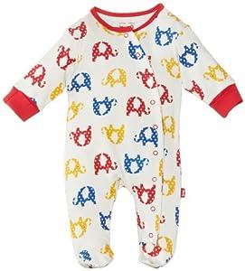 Kite - Pijama con lunares de manga larga para bebé