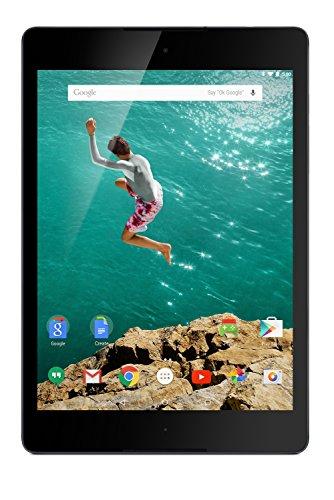 HTC Nexus 9 (8,9 Zoll) Tablet-PC (WiFi, 16GB interner Speicher, Android 5.0) weiß