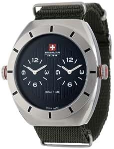 Swiss Military Herren-Armbanduhr XL Commando Analog Textil 06-4C1-04-007T6