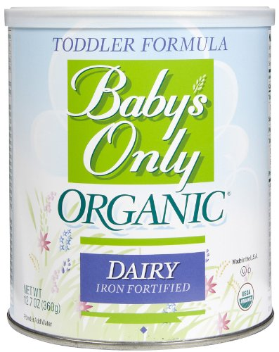 Baby's Only Dairy Toddler Formula - Powder - 12.7 oz - 1