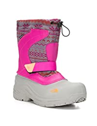 The North Face Alpenglow Pull-On Girls Boots