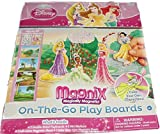 Disney Princess on the Go Play Boards with 35 Reusable Magnets