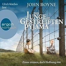 Der Junge im gestreiften Pyjama Hörbuch von John Boyne Gesprochen von: Ulrich Matthes