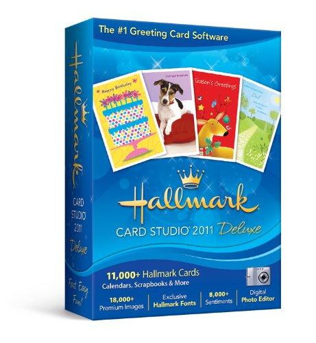 Hallmark Card Studio 2011 Deluxe