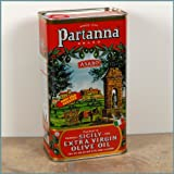 Partanna Extra Virgin Olive Oil, 101-Ounce Tin