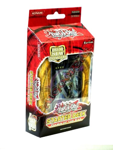 Yu-Gi-Oh Cards Zexal - Structure Deck - DAWN OF THE XYZ - 1