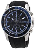 Festina Men's Chronograph Watch F16561/2 with Rubber Strap and Black Dial