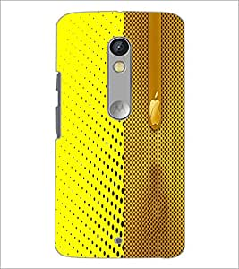 PrintDhaba Pattern D-4981 Back Case Cover for MOTOROLA MOTO X PLAY (Multi-Coloured)