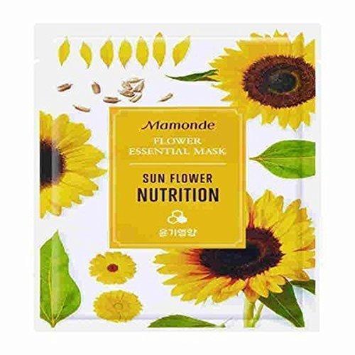 mamonde-flower-essential-mask-5ea-sunflower-nutrition