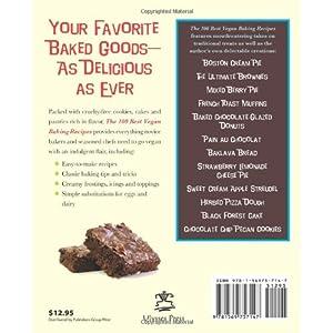 The 100 Best Vegan Baking Livre en Ligne - Telecharger Ebook