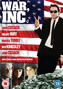 War Inc. [DVD]