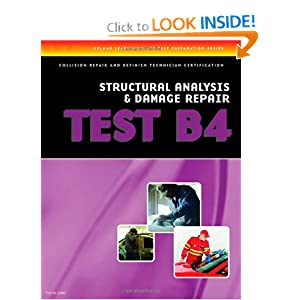 delmar ase test preparation books