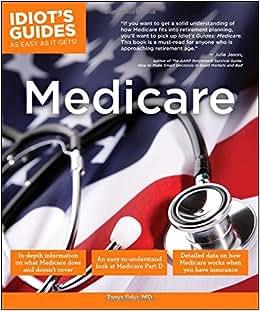 Idiot's Guides: Medicare ebook downloads