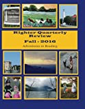 img - for Righter Quarterly Review-Fall 2016 book / textbook / text book