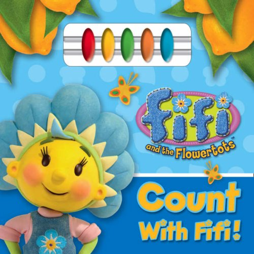 Count with Fifi: Bead Book. (Fifi and the Flowertots) PDF
