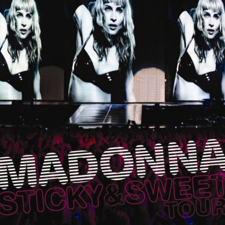 pop-cd-madonna-sticky-sweet-tour-cd-dvd002kr