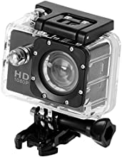 QUMOX SJ4000, Action Sport caméra, Noir, - Camera etanche imperméable, Full HD, 1080p Video, Helmcaméra