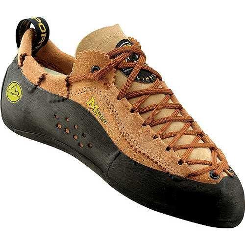 La Sportiva Mythos Vibram XS Edge Climbing Shoe - Terra - 39.5