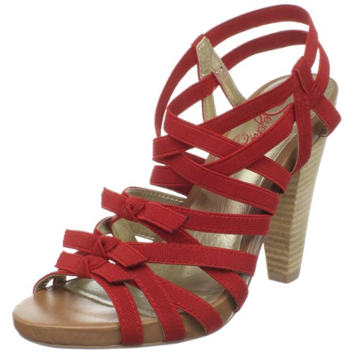 Seychelles Women's Hayworth Platform Sandal,Red,8 M US