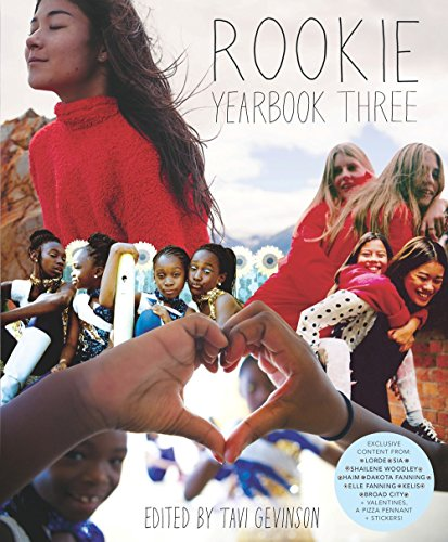 Rookie Yearbook Three front-652299