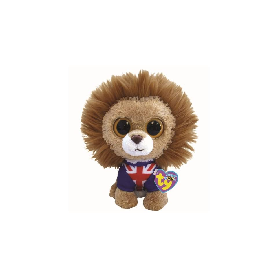 650d62fc422 Hero Lion Ty Beanie Boo Uk Exclusive on PopScreen